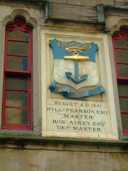 Trinity House2, Newcastle, UK