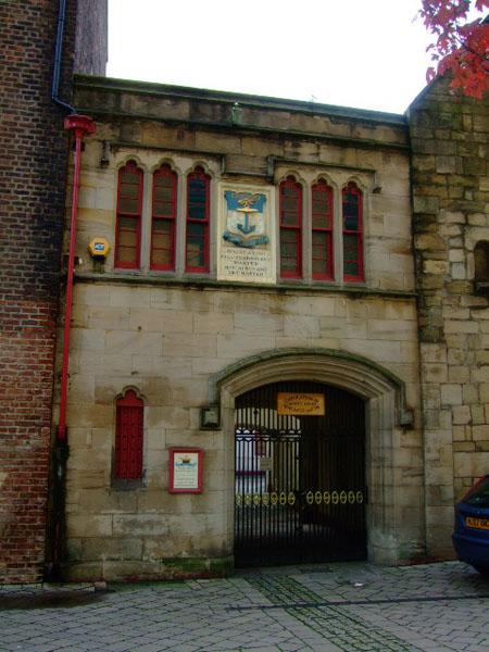 Trinity House1, Newcastle, UK