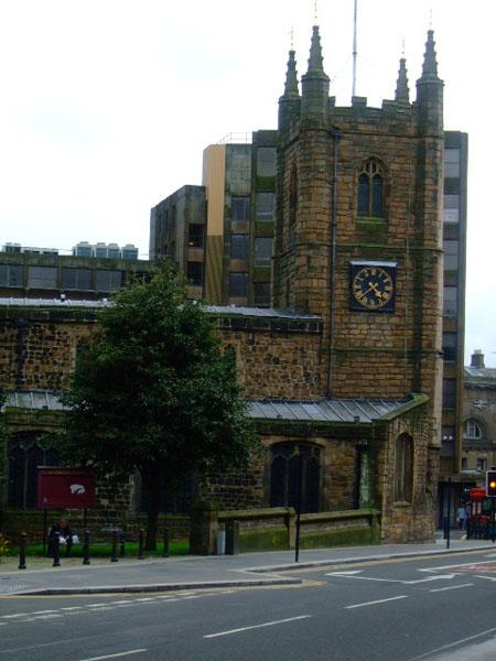 Church Newcastle UK